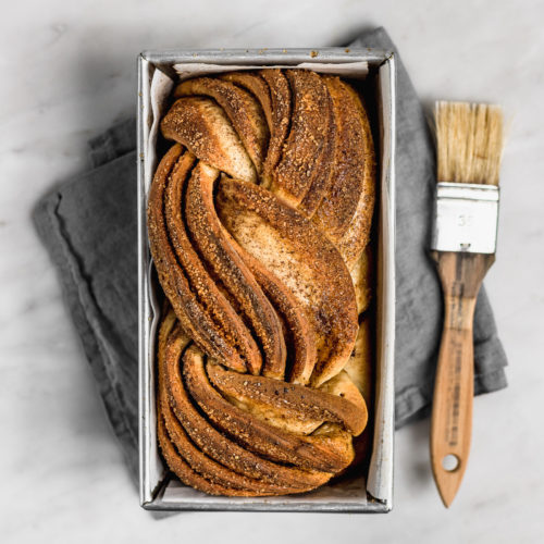 Cinnamon Roll Bread Cravings Journal
